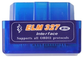 USB ELM327 CAN Computer Based OBDII Tool